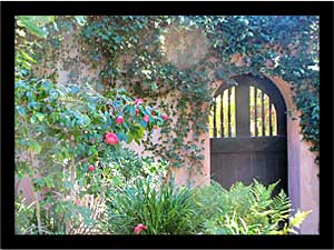 Art of the Garden:  A Pasadena Garden Tour